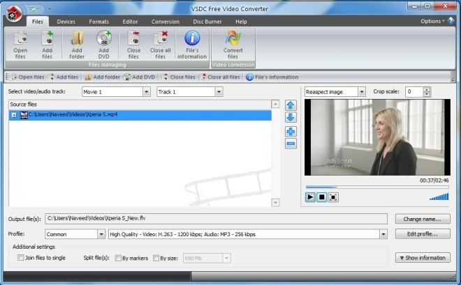 Advanced Video Compressor 2018 Windows with App Download