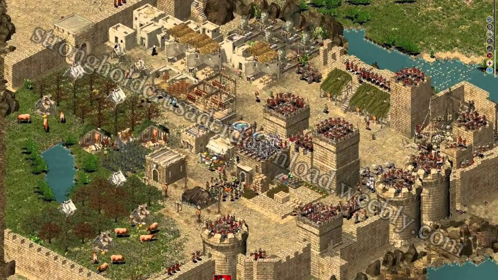 Stronghold Crusader HD 2018 Patch + Cheats Download Mods for Windows.