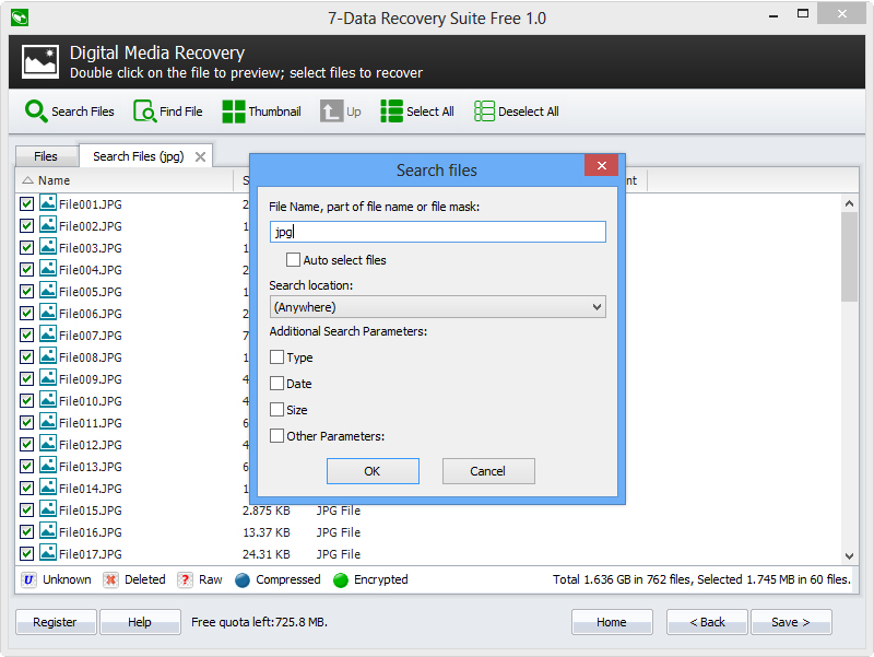 7 Data Recovery 4.1 Crack with Serial Key and Registration Code