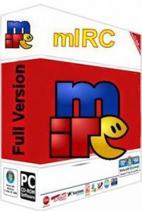 mIRC 2018 Crack Patch + License Key Download
