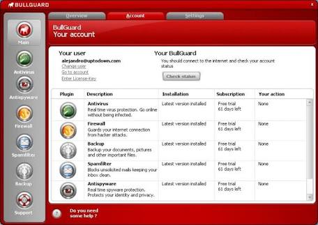 BullGuard Internet Security 2018 Activation Code + License Key Download