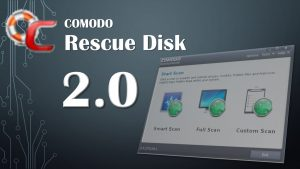 Comodo Rescue Disk 2018 For Windows, 7, 8, 10 + MAC