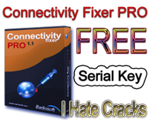 Connectivity Fixer 2018 Activation Code + License Key Download