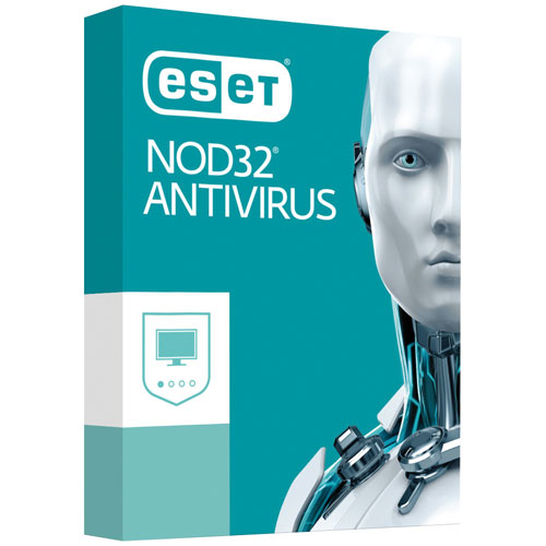 ESET NOD32 AntiVirus 2018 For Windows, 7, 8, 10 + MAC