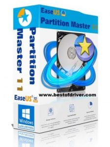 EaseUS Partition Master 2018 Crack Patch + Serial Key Free Download