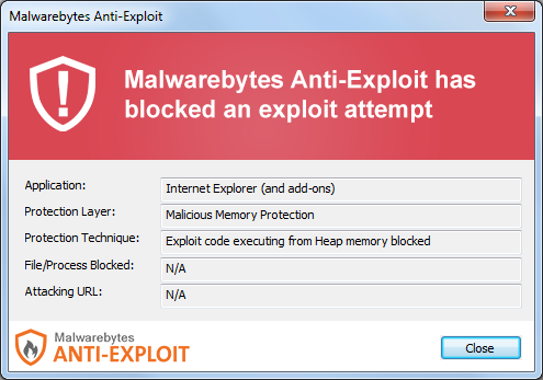 Malwarebytes Anti-Exploit 2018 For Windows, 7, 8, 10 + MAC