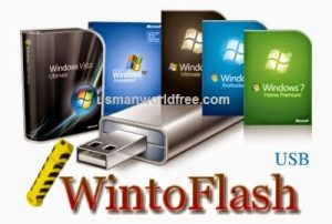 WinToFlash 2018 Crack Patch + Serial Key Free Download