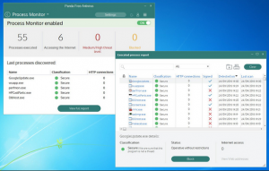 Panda Free Antivirus 2018 Crack Patch + Serial Key Free Download