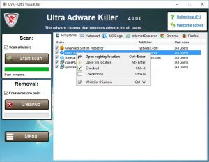 UVK Ultra Virus Killer 2018 Activation Code + License Key Download