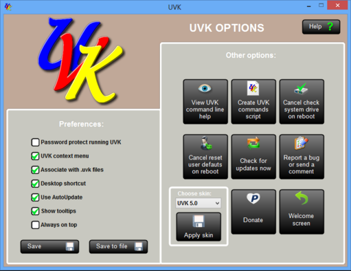 UVK Ultra Virus Killer 2018 Crack Patch + Serial Key Free Download