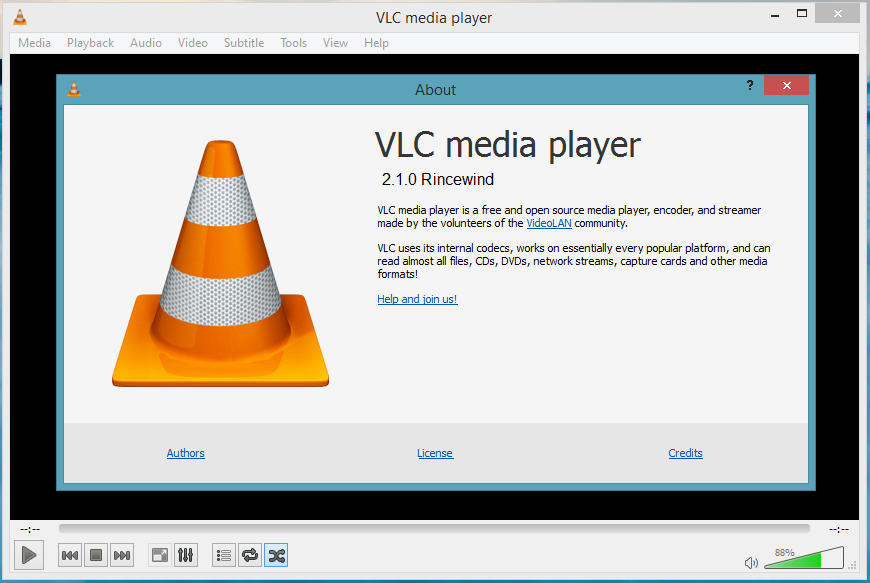 Vlc Media Player 2018 Free Download for PC + MAC + Windows Free