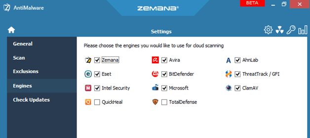 Zemana AntiMalware 2018 Activation Code + License Key Download