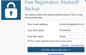 Abelssoft Backup 2018.8 Portable Crack + Keygen Download