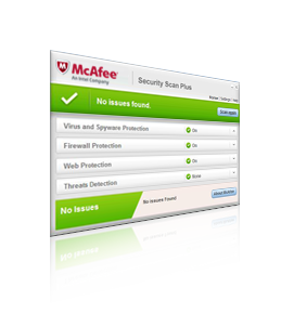 McAfee Security Scan 2018 Crack Patch + Serial Key Free Download