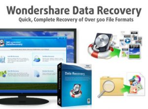 Wondershare Data Recovery v6.0.1.9 Crack Patch + Serial Key Free Download