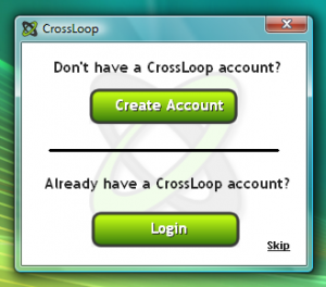 CrossLoop 2018 For Windows, 7, 8, 10 + MAC Full Version