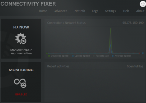 Connectivity Fixer 2018 Crack Patch + Serial Key Free Download