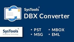 DBX to EML Converter 2018 Crack Patch + Serial Key Free Download