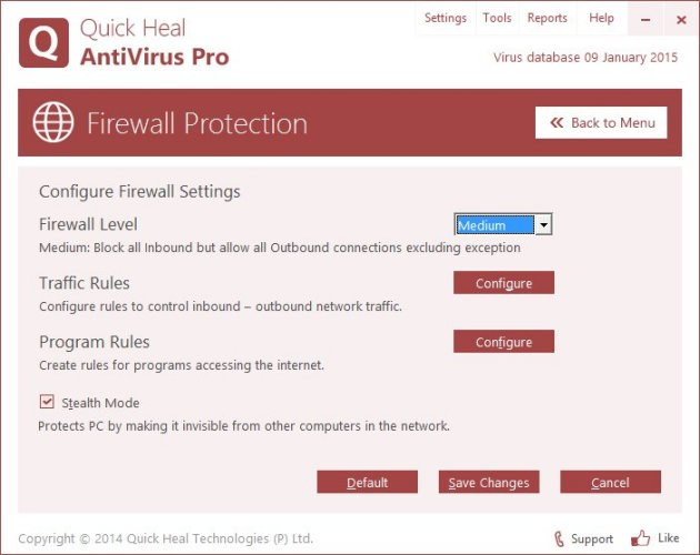 Quick Heal AntiVirus Pro 2018 Crack Patch + Serial Key Free Download