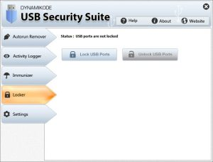 USB Security Suite 2018 For Windows,7 ,8, 10 + MAC