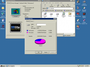 Unofficial Windows 98 Free Download For Windows 7,8 and 10