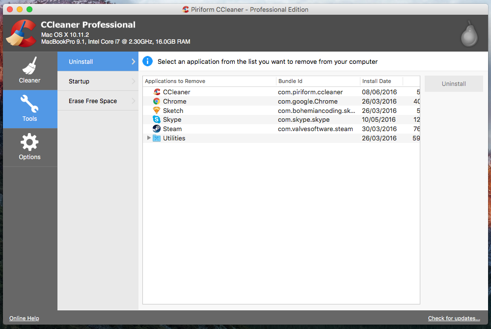 CCleaner PRO Crack 5.40.6411 Full Version With Key & Torrent