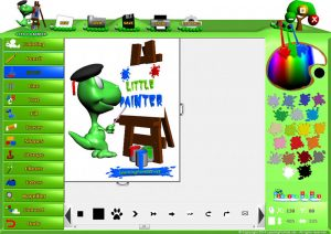 Little Painter 2018 Download For Windows, PC, and MAC