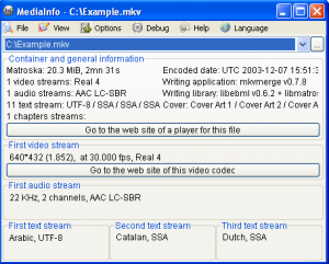 MediaInfo Lite 2018 MAC + Linux Portable Download Android
