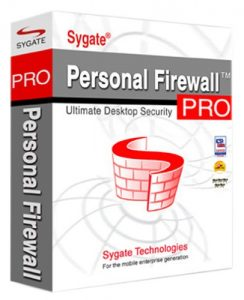 Sygate Personal Firewall 2018 Pro Download For Window 7, 8 and 10