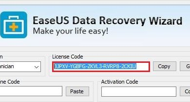 EaseUS Data Recovery Wizard 12 Crack and Keygen Free