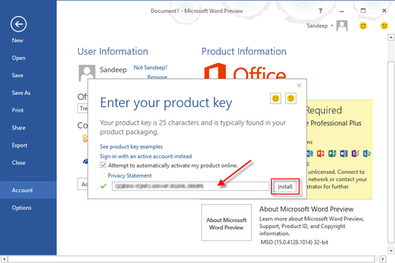 Microsoft Office 2020 Crack and License Key Free Download