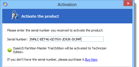 EaseUS Partition Master 13.8 Serial KEY + Crack Free 2020