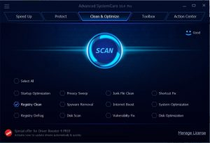 Advanced SystemCare Pro 13.6.0.291 Crack + Product Key Free Download